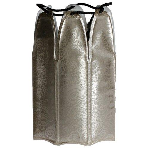 Фото - Чехол для бутылки VacuVin Active Cooler Champange, платина охладительная рубашка active cooler can silver j hook 0 33 л 38835606 vacuvin