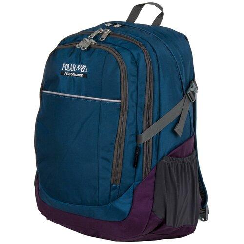 городской рюкзак 18209 синий Городской рюкзак POLAR П2319, синий