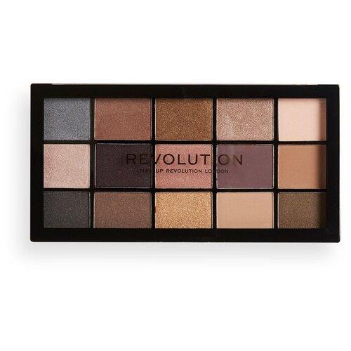 Купить REVOLUTION Палетка теней Reloaded Palette Iconic 1.0