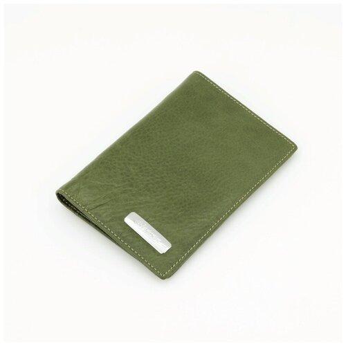 Женская кожаная обложка для паспорта Sergio Valentini СВ 8040-005/1