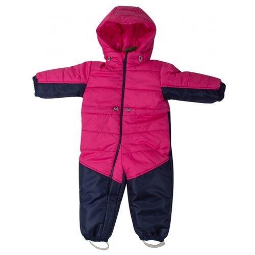 Купить Комбинезон Forest kids размер 86, розовый, Теплые комбинезоны