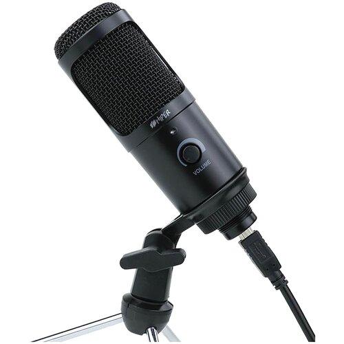 Микрофон HIPER Broadcast Solo (H-M001), черный