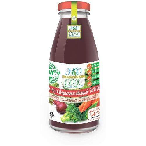 Сок из квашеных овощей микс 0,2 л 1шт