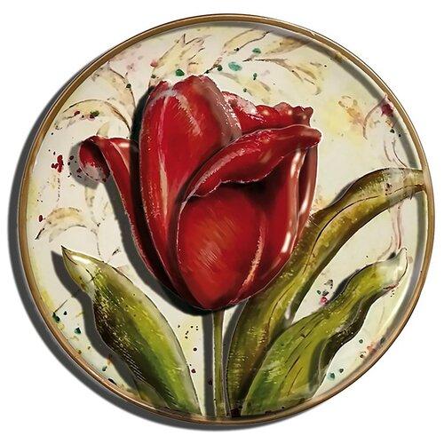 Папертоль «Тюльпан», Магия хобби, 12x12 см