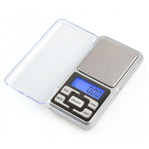 Весы POCKET SCALE 300/0,01 г. Высокоточные, карманные, ювелирные, портативные