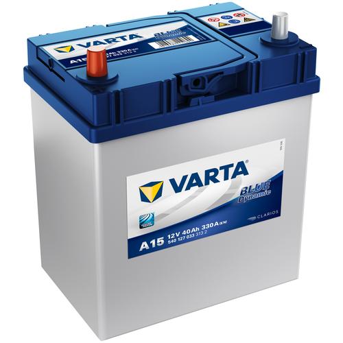 Автомобильный аккумулятор VARTA Blue Dynamic A15 (540 127 033)