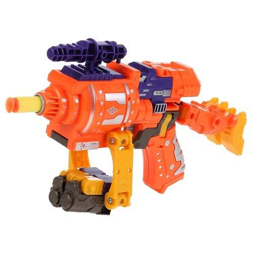 Купить Трансформирующийся робот 2 в 1 Технодрайв Мегабот бластер+робот 1701G052-R, Роботы и трансформеры