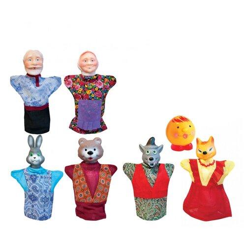 Русский стиль Кукольный театр Колобок, 11201 недорого