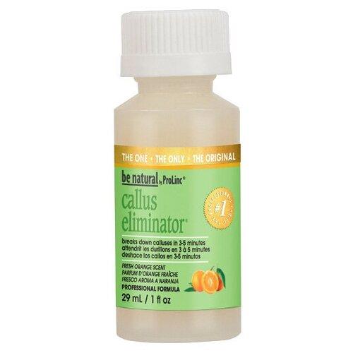 Be natural Средство для удаления натоптышей Callus eliminator orange 29 мл