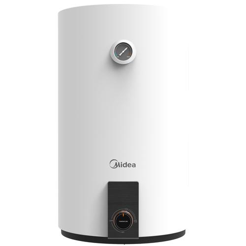 Накопительный электрический водонагреватель Midea MWH-8015-CVM, белый