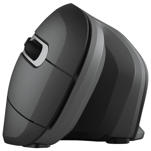 мышь trust varo wireless ergonomic mouse black usb Беспроводная мышь Trust Verro Wireless Ergonomic, черный