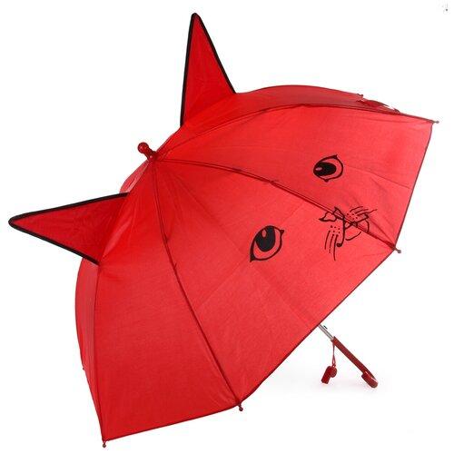 Зонтик детский трость, 58см Amico 102377