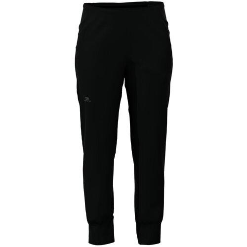 Брюки для бега утепленные женскиеRUN WARM черные, размер: L / W33 L31, цвет: Черный KALENJI Х Декатлон