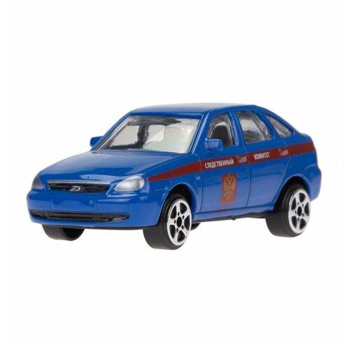 Машинка AUTOGRAND LADA PRIORA следственный комитет 1:60 72607