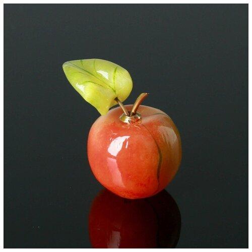 Фото - Сувенир «Яблоко», мини, 4,5×5 см, селенит 1462639 подсвечник селенит 13 5 14 см