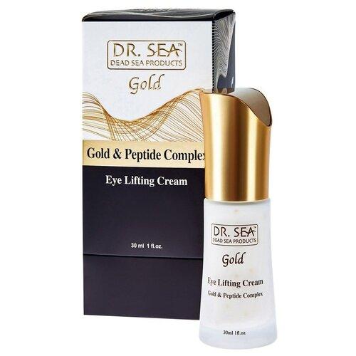Dr. Sea Крем для кожи вокруг глаз Gold & Peptide Eye Lifting Cream, 30 мл