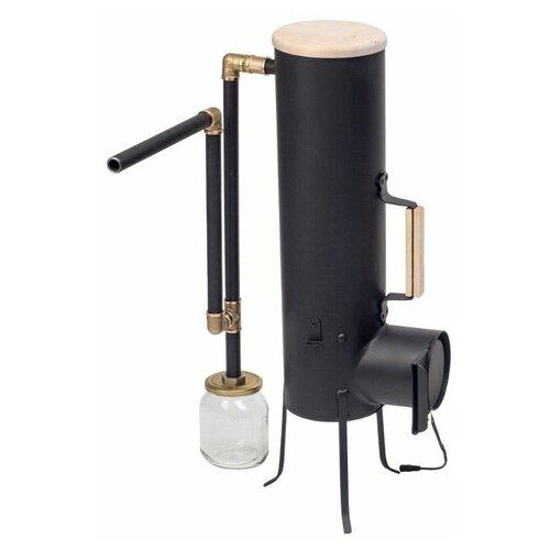 Дымогенератор Ворон 10 л для холодного копчения