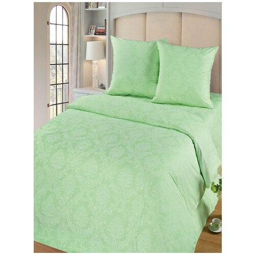 Фото - Постельное белье семейное MILANIKA Изумруд, поплин, 70 х 70 см зеленый постельное белье stefan landsberg flicker семейное