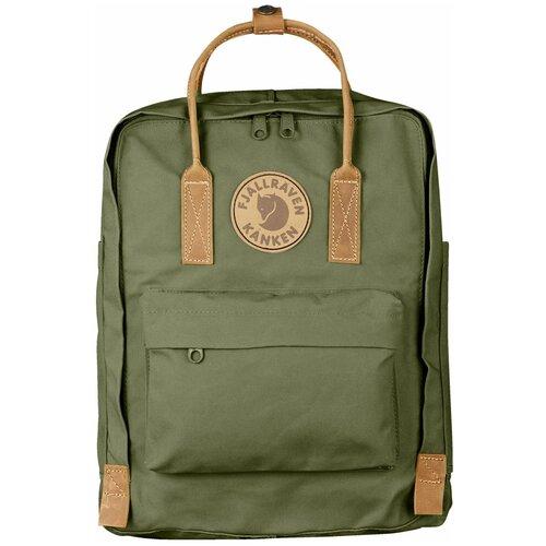 Фото - Городской рюкзак Fjallraven Kånken No.2 16, green рюкзак fjallraven kånken no 2 laptop 15 black edition 18 черный
