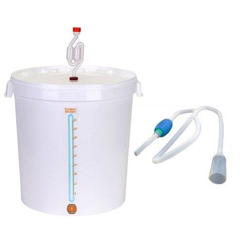 Комплект для брожения (Стандарт с сифоном) на 30 литров