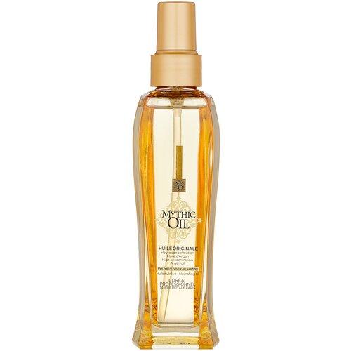 Купить L'Oreal Professionnel Mythic Oil Питательное масло для всех типов волос, 100 мл
