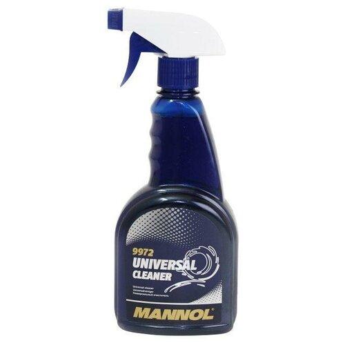 Mannol Очиститель салона и кузова автомобиля MANNOL 9972 Universal Cleaner, 0.5 л mannol очиститель салона и кузова автомобиля mannol 9972 universal cleaner 0 5 л