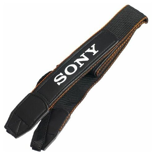 Фото - Ремень Sony, черный видеокамера sony ilme fx3 серый черный