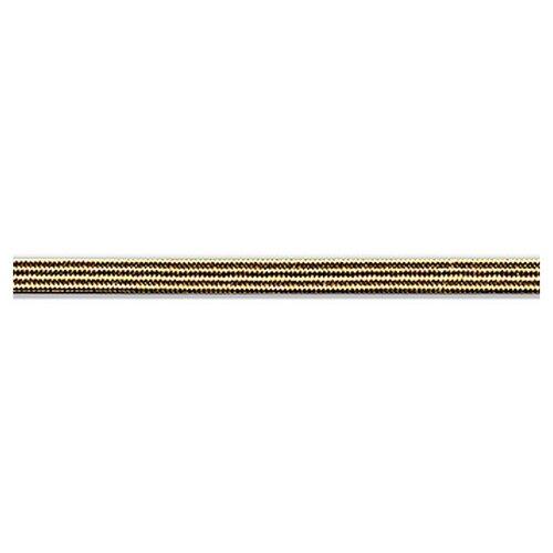 Резинка продежка 3, 3 мм, цвет золотистый люрекс 58% латекс, 42% металлизированное волокно, PEGA, Технические ленты и тесьма  - купить со скидкой