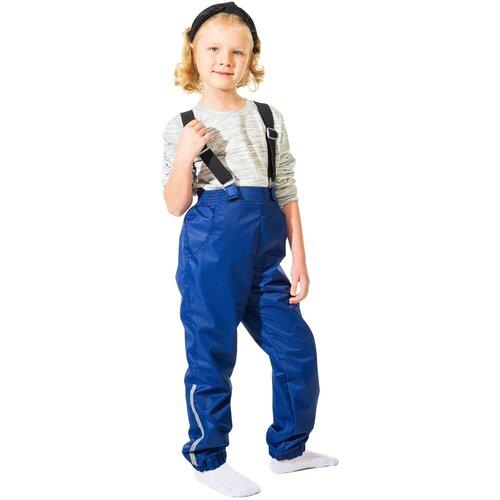 Купить Брюки Филиппок 6238 размер 134 цвет синий, Полукомбинезоны и брюки