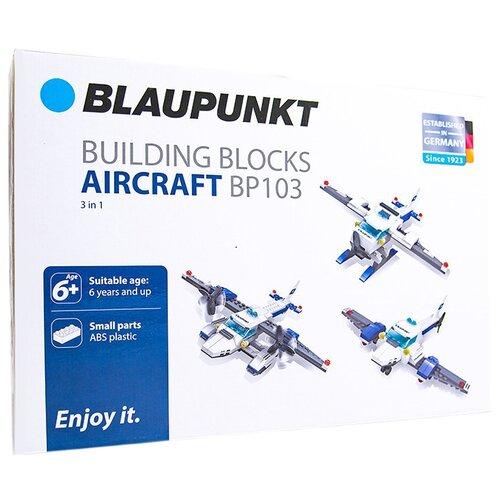 Конструктор Blaupunkt Building Block BP103 Aircraft 3 in 1