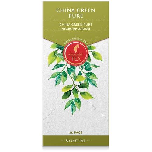 julius meinl семь морей чай улун листовой 50 г Чай зеленый Julius Meinl Китайский в пакетиках, 25 шт.