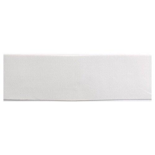 Купить Резинка, 100 мм, цвет белый 82% полиэтер, 18% латекс, PEGA, Технические ленты и тесьма