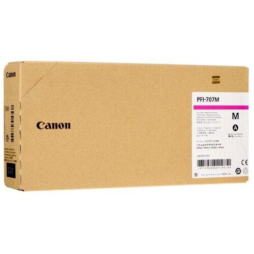 Фото - Картридж Canon PFI-707M (9823B001) картридж canon pfi 1100y 0853c001