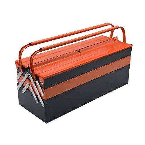 Ящик Harden 520203 53x20x20 см красный/черный