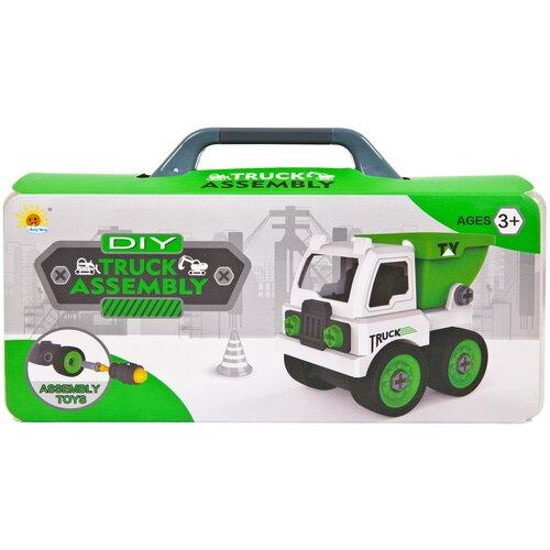 Купить Конструктор Tong Yang DIY Truck Assembly 0590-3 Грузовик, Конструкторы