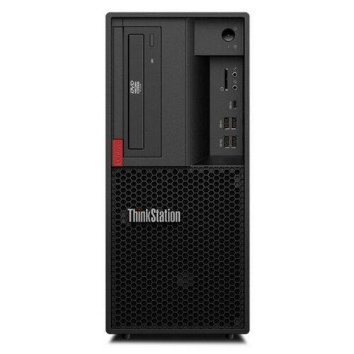 Рабочая станция Lenovo ThinkStation P330 (30D0S3NQ00) Intel Core i7-8700/64 ГБ/4 ТБ HDD/NVIDIA Quadro P620/ОС не установлена черный