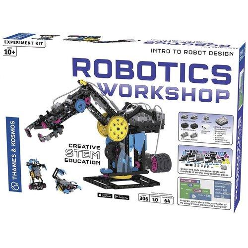 Конструктор Thames & Kosmos Robotics 620377 Workshop