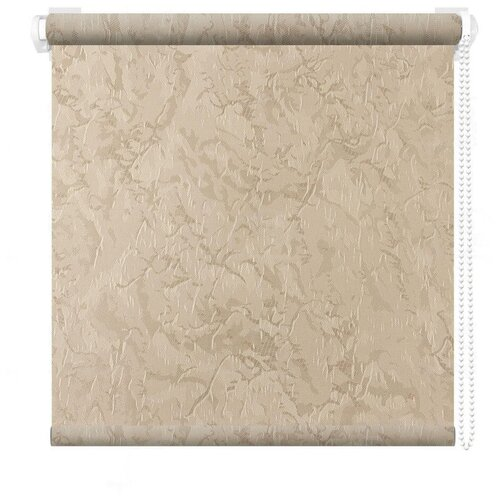 Рулонная штора АС Форос Крисп (Имбирь), 43х175 см