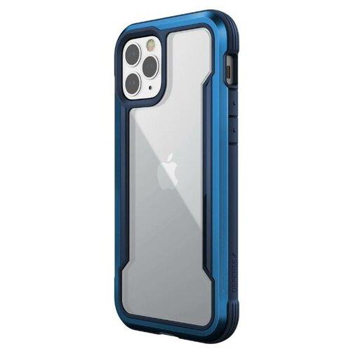 Защитный чехол для Apple iPhone 12 / 12 Pro Противоударный Midnight Blue
