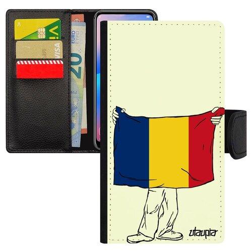Чехол-книжка на телефон Redmi note 6 Pro,