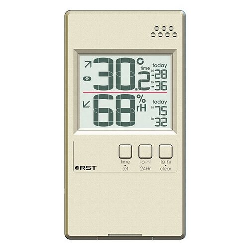 Термометр RST 01594, белый