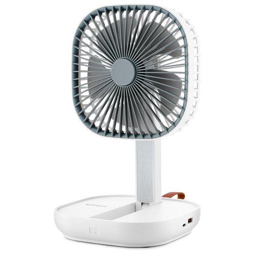 Портативный вентилятор Kitfort KT-404, белый