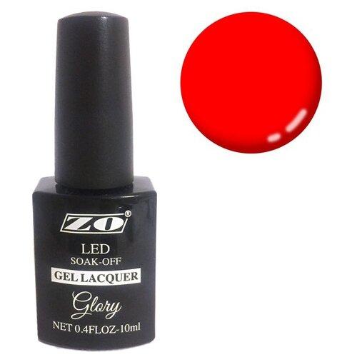 Купить Гель-лак для ногтей ZO Glory, 10 мл, 005 кардинал