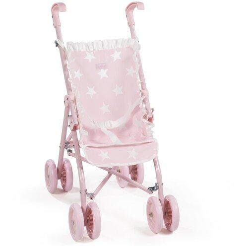 Коляска-трость для кукол La Nina (60405) коляски для кукол la nina трость 60404