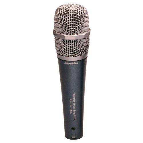 Superlux PRO238C Конденсаторный вокальный микрофон
