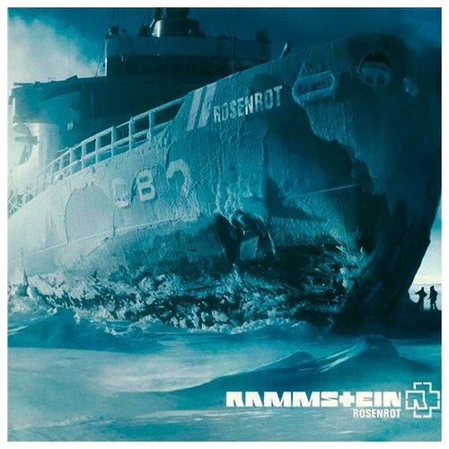 Rammstein – Rosenrot (2 LP) rammstein rammstein sehnsucht 2 lp 180 gr