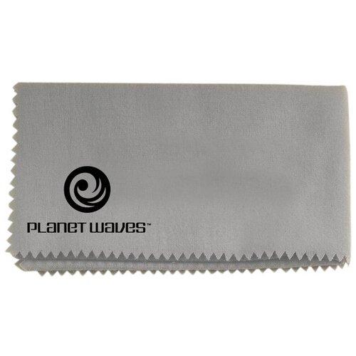 PLANET WAVES PWPC1 PRE-TREATED POLISH CLOTH Салфетка для полировки, обработана средством для полировки