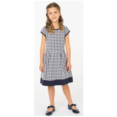 Купить Платье MEK размер 128, белый, Платья и сарафаны