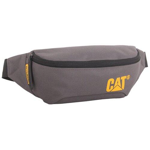 Поясная сумка Caterpillar Waist bag, антрацит
