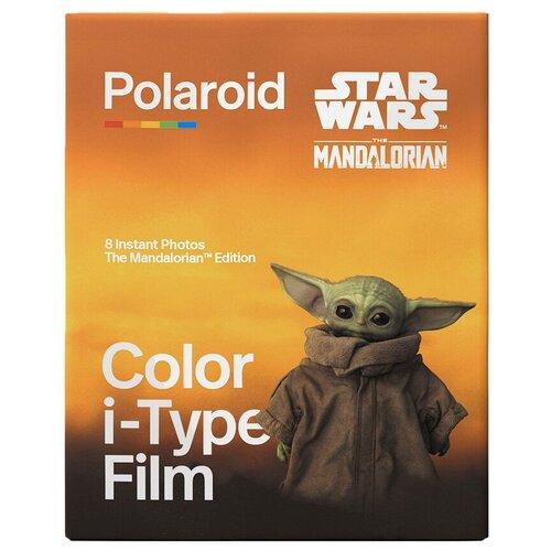 Фото - Картридж Polaroid Color Film The Mandalorian Edition картридж polaroid duochrome film 600 black